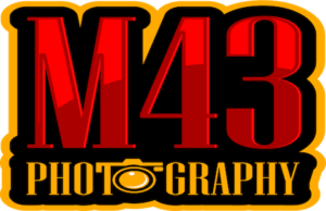 M43 Photography Logo