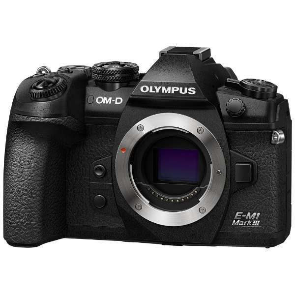 Olympus OMD E-M1 Mark III