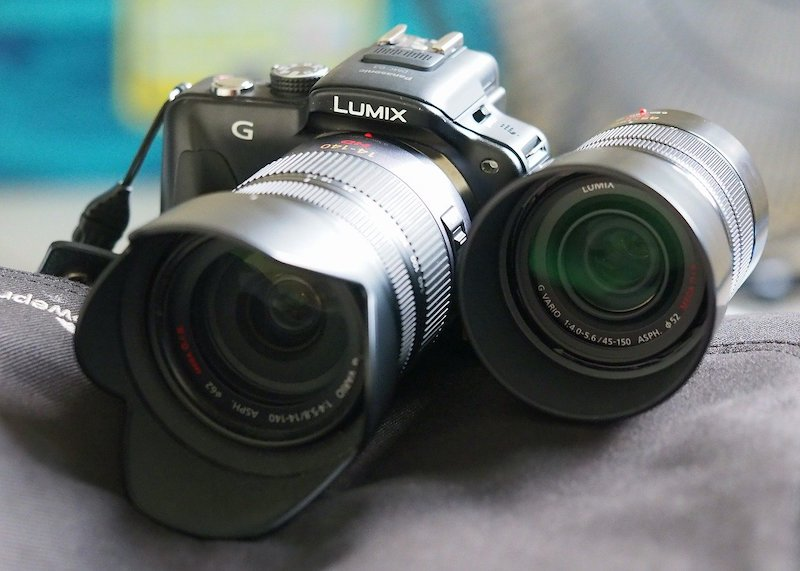 Lumix Lenses